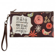 Brownlow Zipped Fearless Purse