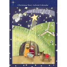 Advent Calendar Prince of Peace