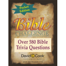 Bible Challenge Trivia Pack Pocket Edition
