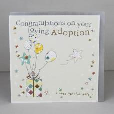Loving Adoption Card