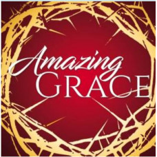 Easter Cards Pack of 5 - Amazing Grace