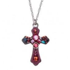 Ayala Bar Red Jewel Cross
