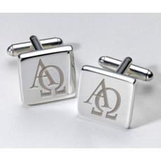 Alpha & Omega Cufflinks