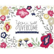 You Will Overcome Card