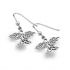 Celtic Angel Earrings