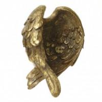 Gold Angel Wing Holder