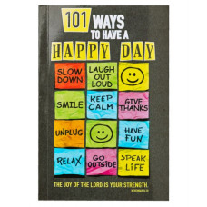 101 Ways To Have A Happy Day Gift Book