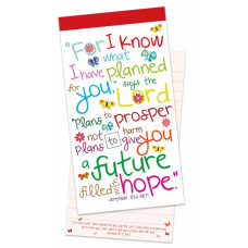 Jotter Pad - I Know The Plans