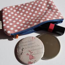 Pocket Mirror - More Than Rubies