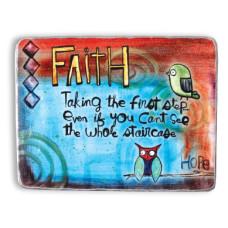 Faith Metal Sign