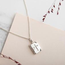 Bible Locket Necklace