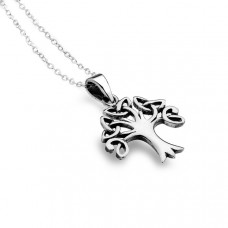 Celtic Tree of Life Necklace Large