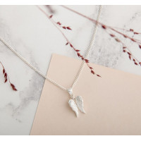 Angel Wing Small Necklace