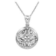 Round Celtic Pendant