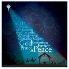 Christmas Cards 10 Pack - Glory To God