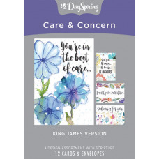 Care And Concern Box Of Cards By Roy Lessin