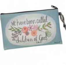 Children Of God Zipped Purse
