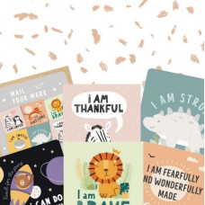 12 Faith Based Children's Affirmation Cards