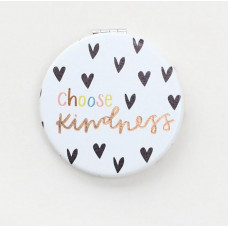 Choose Kindness Compact Mirror