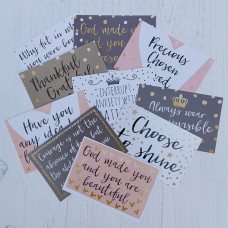 Handwriting Postcards Pack of 10