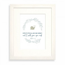 Come To Me Calm Range Framed Print