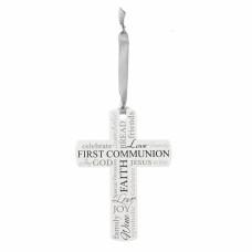 First Communion Hanging Cross
