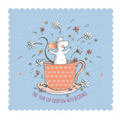 Cup Of Blessings Card