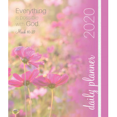 2020 Daily Planner Everything Is Possible