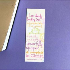 Deeply Loved Bookmark