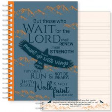 Eagles Wings Notebook