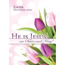 Easter Devotional He Is Jesus