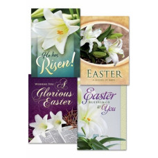 Easter Lilies Boxed Cards