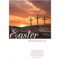 Easter Blessings Crosses Cards (5)
