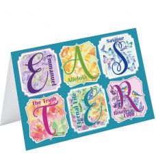 Easter Letters Cards