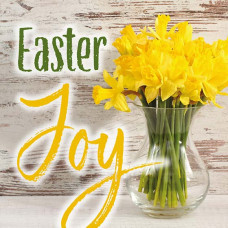 Compassion Charity Easter Cards - Easter Joy (Pack of 8)