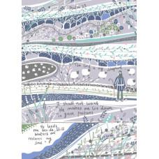 Emily Kelly A4 Print - Psalm 23