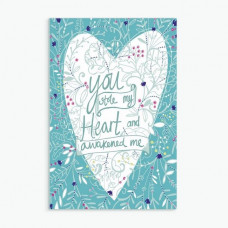 Emily Kelly You Stole My Heart Card