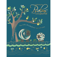 Exploring The Psalms Colouring Journal