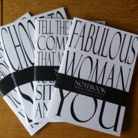Fabulous Woman You Notebook