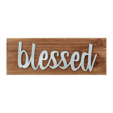 Farmers Market Blessed Plaque