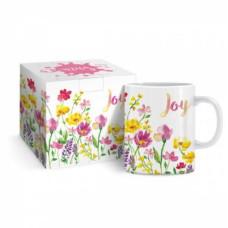 Floral Joy Mug