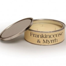 Frankincense and Myrrh Three Wick Candle
