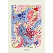 Hannah Dunnett Freedom A3 Poster