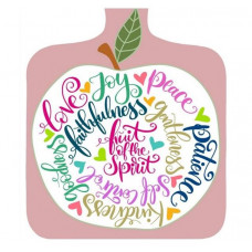 Small Fruit Of The Spirit Chopping Board