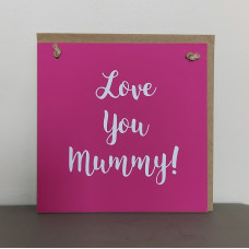 Gift A Card God Love You Mummy!
