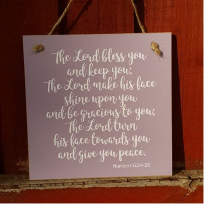 Gift A Card - The Lord Bless You And Keep You