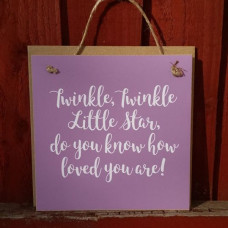 Gift A Card - Twinkle Twinkle Little Star