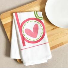 God Made You Beautiful Tea Towel