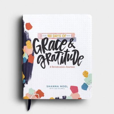 Grace And Gratitude Devotional Journal