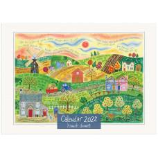 Hannah Dunnett A3 Calendar 2022